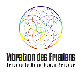 Vibration des Friedens Logo