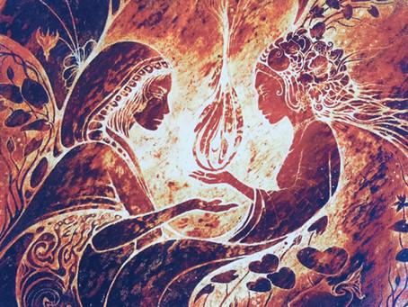 FEMININE HEART - the feminine art of power