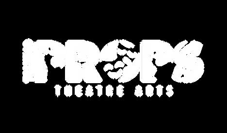 Talking Props Theatre Arts (2021) Logo W