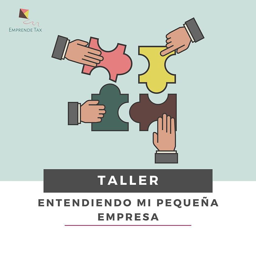 Taller: Entendiendo mi Pequeña Empresa