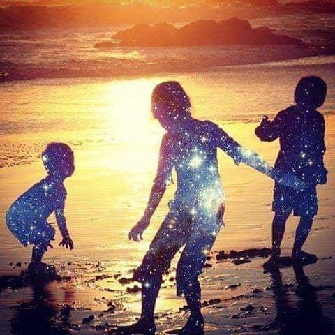 Energieheilung für Sternenkinder