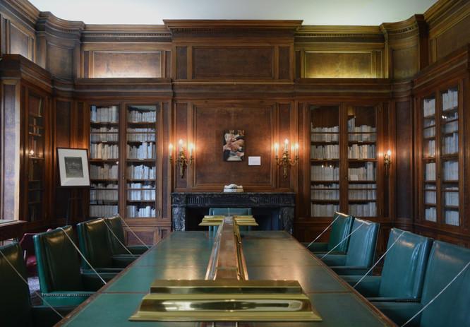 2nd Floor Max Thorek Rare Book Library