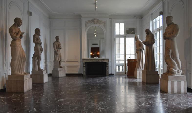 2nd Floor Hall of Immortal