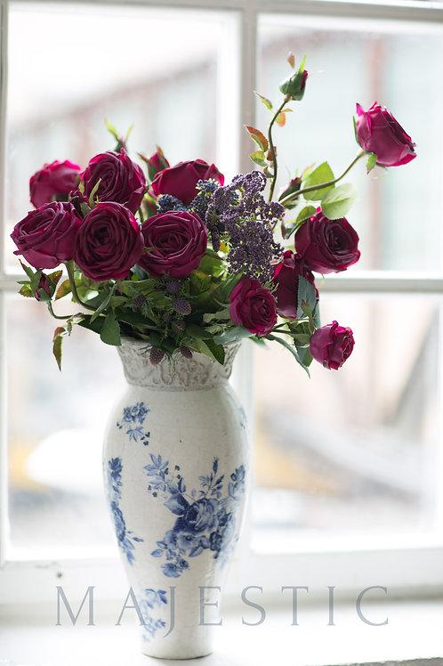 Композиция с розами / Rose Bouquet