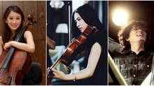 Our Music 最棒的弦樂老師們將以有趣活潑的方式帶領大家認識弦樂家族 !