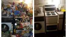 Sally WAS a hoarder see her Story!