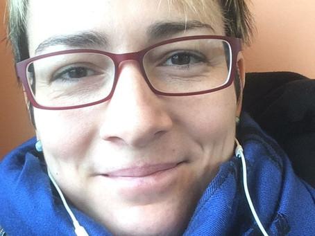 Sarah, 33; Psychologin und Teammitglied in der Lichterkette erzählt von ihrer eigenen Betroffenheit