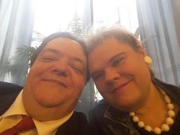 Robert und Brigitte Heller, GründerInnen des Forums Lichterkette