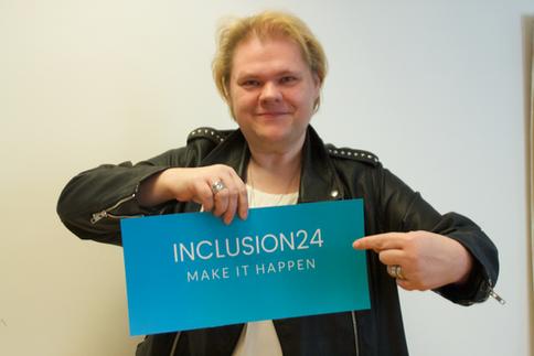 Zusammenarbeit mit dem Schulungsträger Inclusion24
