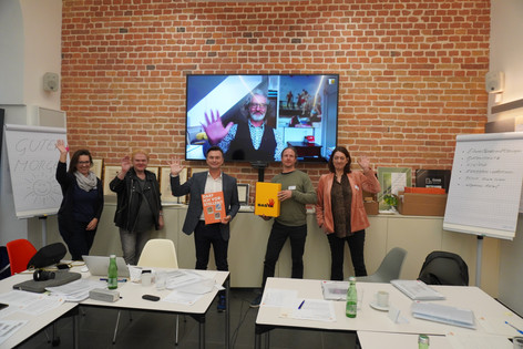 "Schulprojekt ""BASTA"" des PSD Wien"