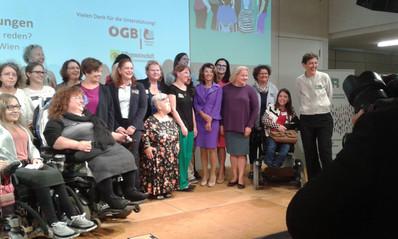 Frauenkonferenz für Menschen mit Behinderungen