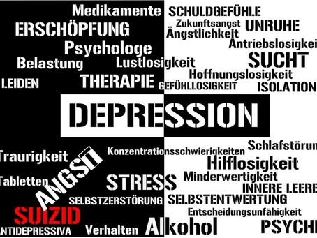 Was ist eine Depression?  Betroffene antworten