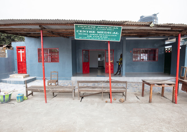 Front of Clinic