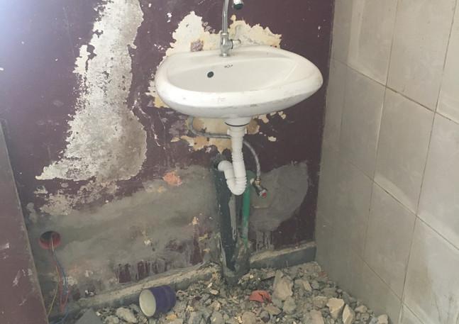 Adding a sink