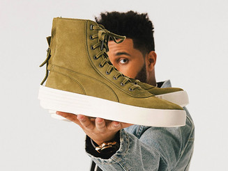 THE WEEKND'S COLLECTION WITH PUMA