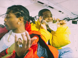 NEW VISUALS FROM A$AP FERG & A$AP ROCKY