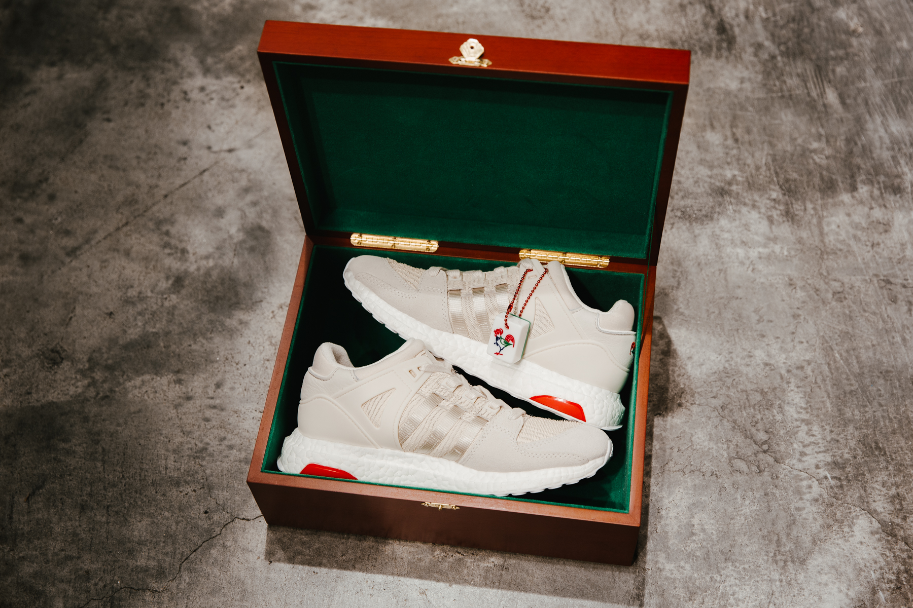 """ADIDAS EQT BOOST 93/16 """"CHINESE NEW YEAR"""""""