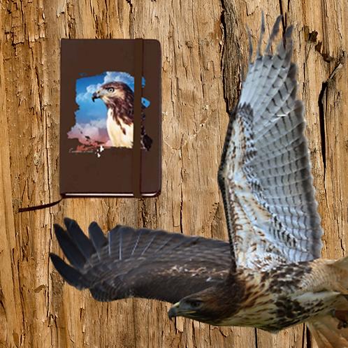 Libreta de Valyria (águila de cola roja)