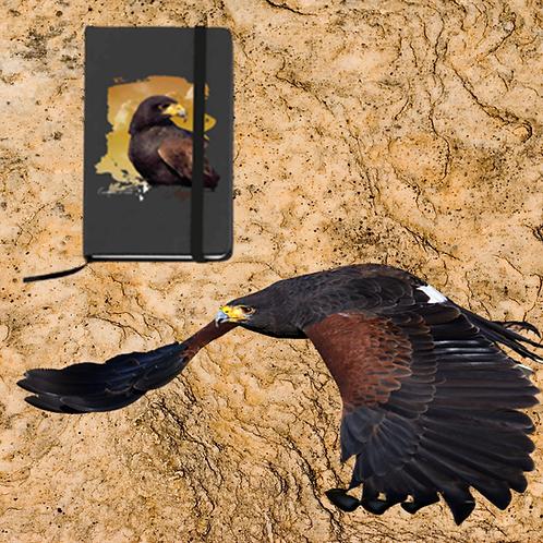 Libreta de Arya (águila de Harris)