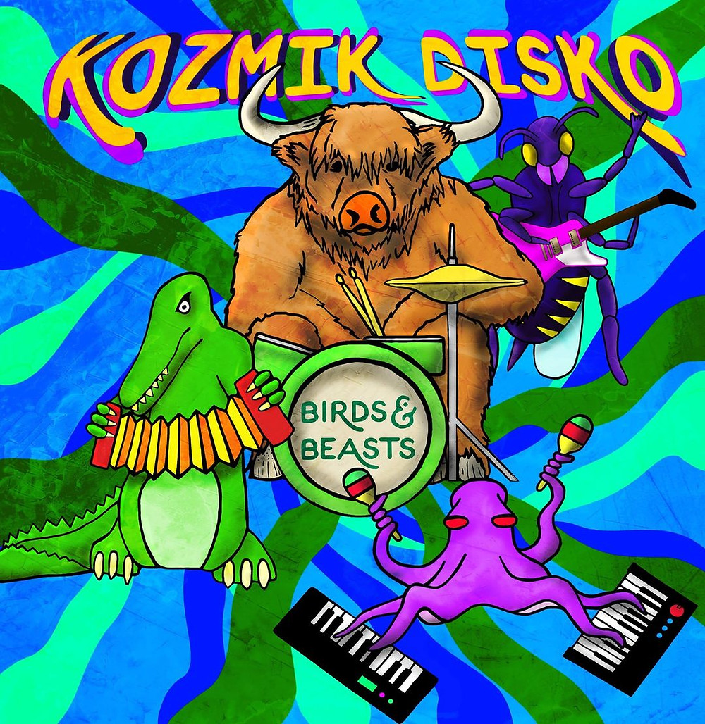 Birds and Beasts Album - Kozmik Disko
