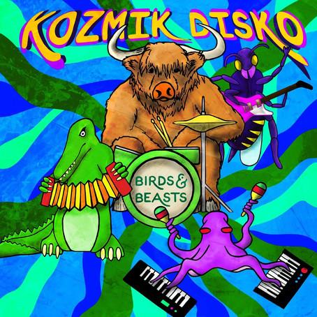 Birds and Beasts - Kozmik Disko launch.