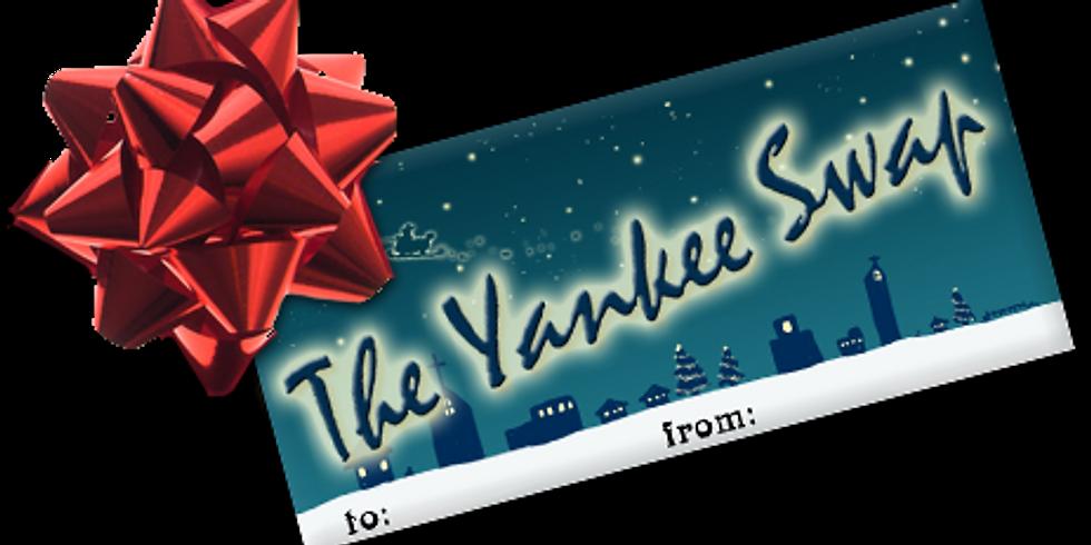 Potluck and Christmas Yankee Swap 2019