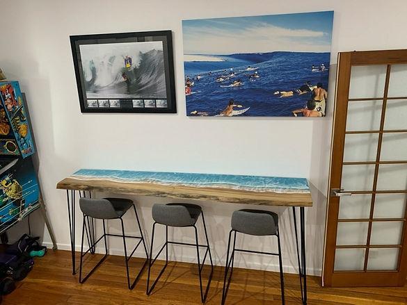 Australian Beach Hallway Table.jpg