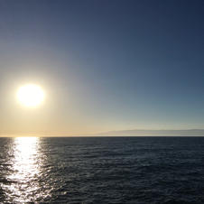 Before sunset in Catalina