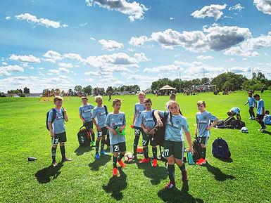 Celtic Soccer Club - 09 Team