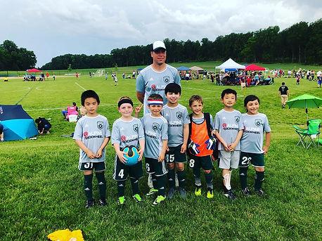 Celtic Soccer Club - 10 Team