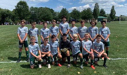 Celtic Soccer Club - 06 Team