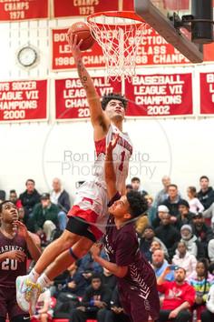 Center Moriches High School Basketball
