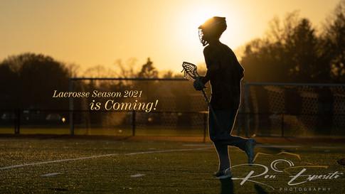 Lacrosse Season 2021 is Coming!