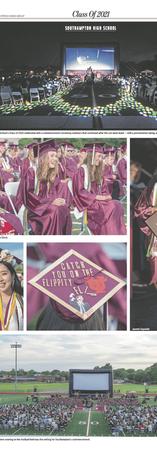 Southampton High School Graduation Ceremony