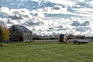 Corwith Barn, Southampton, N.Y.