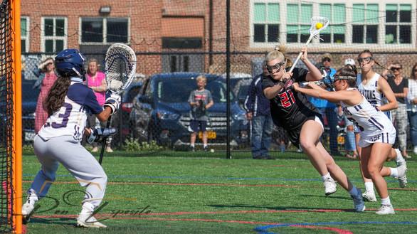 Mt.Sinai vs Bayport Blue Point Girls Lacrosse