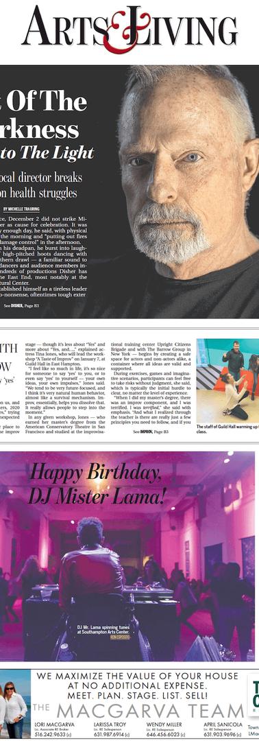 East Hampton Press, Wednesday, December