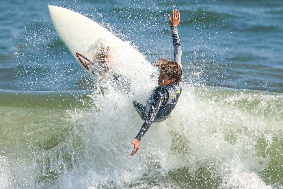 Amazing Surf Day