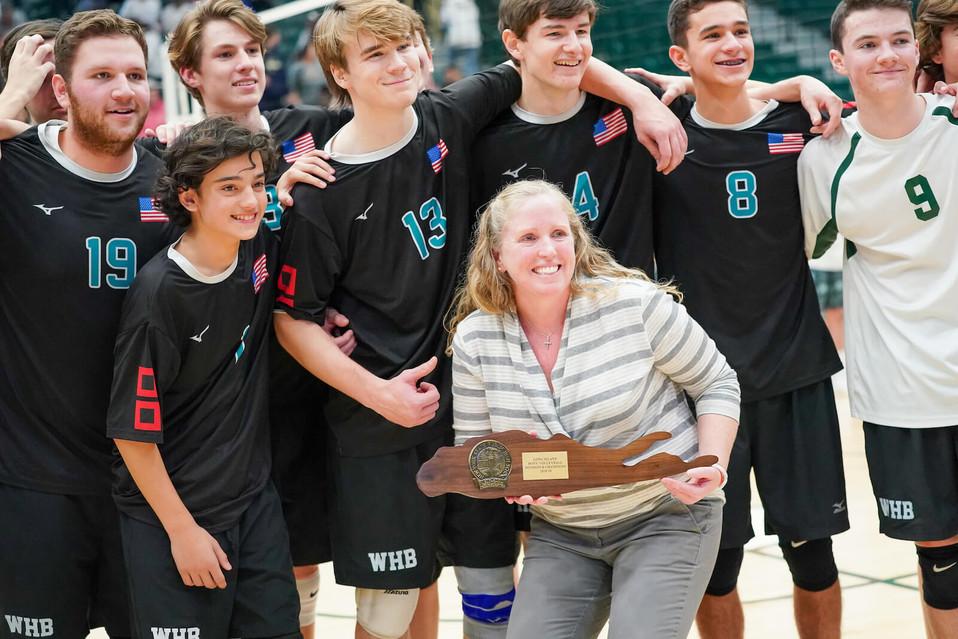 Westhampton Beach High School Long Island Championship