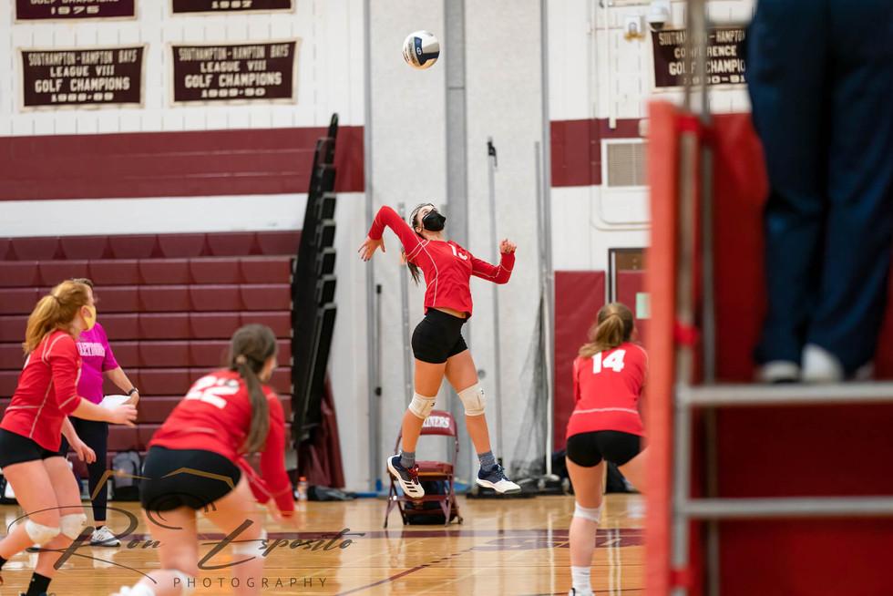 Center Moriches Girls Volleyball