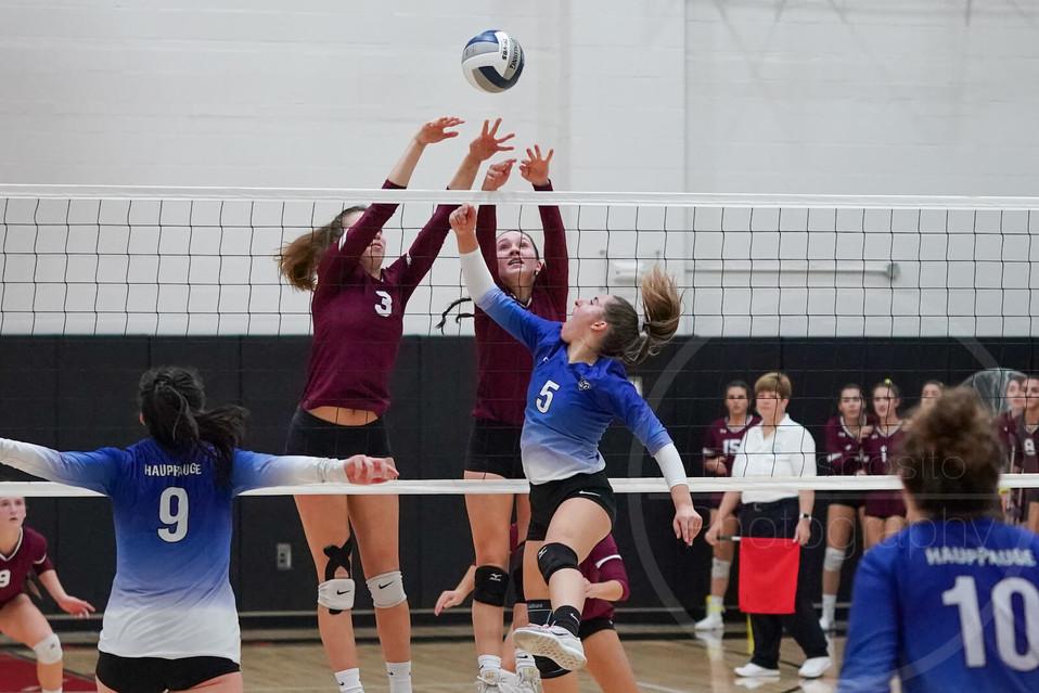 Girls Volleyball finals