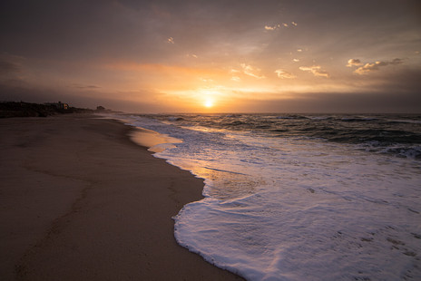 Sunrise at Little Plains Beach