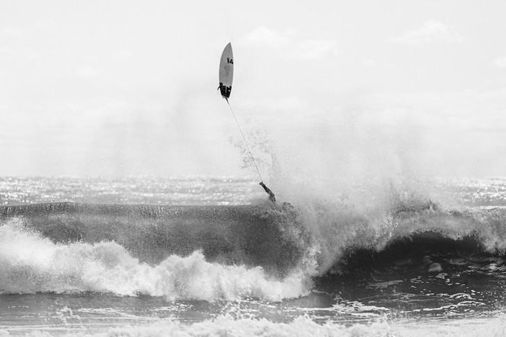 Surf Board Launch