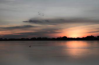 Mecox Bay Sunrise