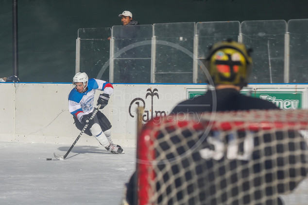 Buckskill Hockey Game