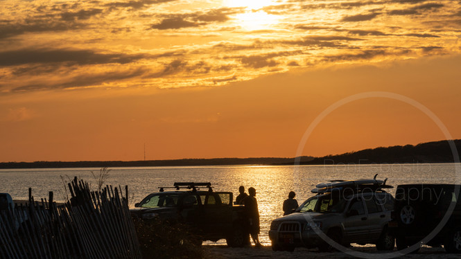 Towd's Point Sunset