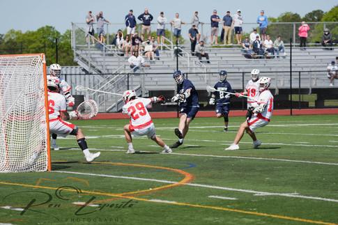 Huntington vs Connetquot Boys Lacrosse 5