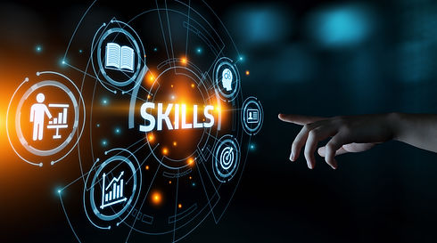 Skill Knowledge Ability Business Interne
