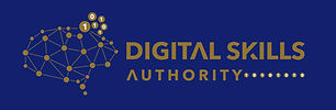 Digital Skills Authority Blue Logo
