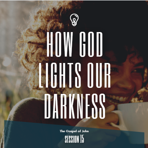 The Gospel of John: How God Lights our Darkness (17  Verse-by-Verse Sessions)